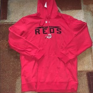 Under Armour Cincinnati Reds MLB Hoodie Sweater